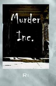 Cover of: Murder Inc