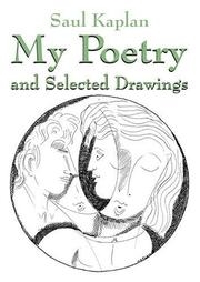 Cover of: My Poetry and Selected Drawings