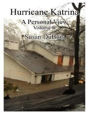 Cover of: Hurricane Katrina - A Personal View | Susan DuBois