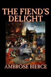 Cover of: The Fiend's Delight
