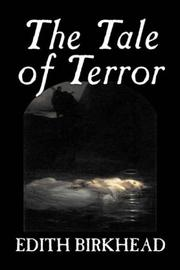 Cover of: The Tale of Terror | Edith Birkhead