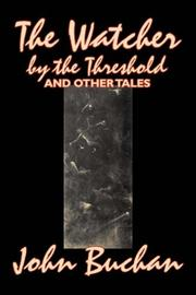 Cover of: The Watcher by the Threshold and Other Tales