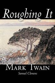 Cover of: Roughing it