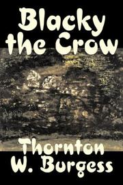Cover of: Blacky the Crow