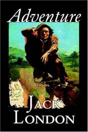 Cover of: Adventure | Jack London