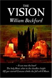 Cover of: The Vision | William Beckford