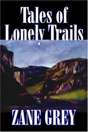 Cover of: Tales of lonely trails