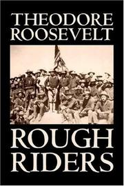 Cover of: The Rough Riders