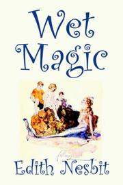 Cover of: Wet Magic