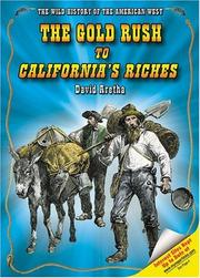 Cover of: The gold rush to California