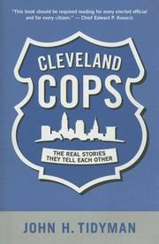 Cover of: Cleveland Cops | John H. Tidyman