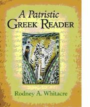 Cover of: A Patristic Greek Reader