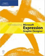 Cover of: Introducing Microsoft Expression Design