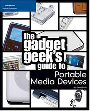 Cover of: The Gadget Geek