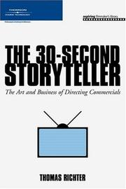 Cover of: The 30-second storyteller