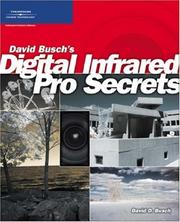 Cover of: David Buschs Digital Infrared Pro Secrets