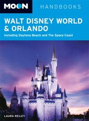 Cover of: Moon Walt Disney World and Orlando | Laura Reiley