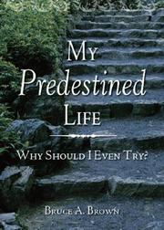 Cover of: My Predestined Life