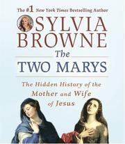 Cover of: The Two Marys | Sylvia Browne