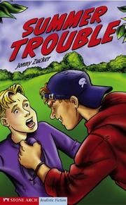 Cover of: Summer Trouble (Keystone Books (Stone Arch).)