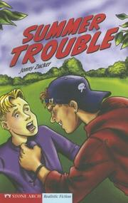 Cover of: Summer Trouble (Keystone Books)
