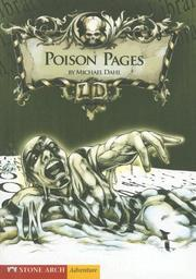 Cover of: Poison Pages (Zone Books - Library of Doom) | Michael Dahl