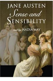 Sense and Sensibility on Playaway by Jane Austen