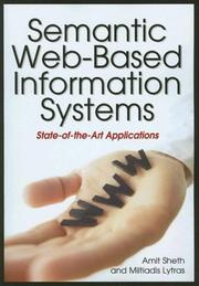Semantic Web-Based Information Systems by Amit Sheth, Miltiadis Lytras