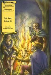Cover of: As You Like It (Illustrated Classics Shakespeare)