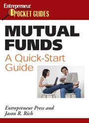 Cover of: Mutual Funds | Jason R. Rich