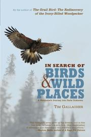 Cover of: In Search of Birds and Wild Places