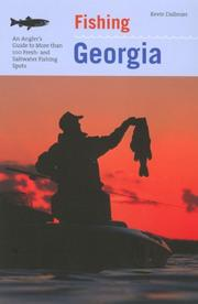 Cover of: Fishing Georgia, 2nd