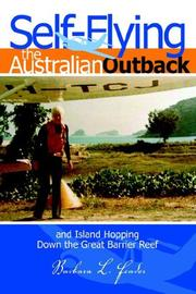 Cover of: Self-Flying the Australian Outback and Island Hopping Down the Great Barrier Reef