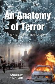 Cover of: An Anatomy of Terror