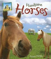 Cover of: Handsome Horses (Perfect Pets) |