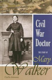 Cover of: Civil War Doctor