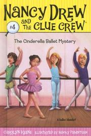Cover of: The Cinderella Ballet Mystery
