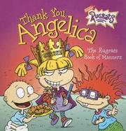 Cover of: Thank You, Angelica