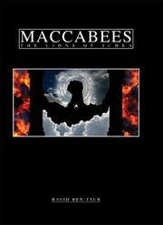 Cover of: Maccabees | Ravid Ben-Tsur