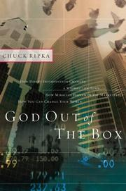 Cover of: God Out of the Box | Chuck Ripka