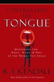 Controling the Tongue