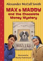 Cover of: Max & Maddy and the Chocolate Money Mystery