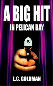 Cover of: A Big Hit In Pelican Bay | L. C. Goldman