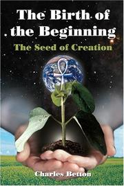 Cover of: The Birth of the Beginning