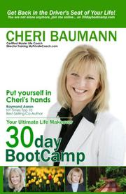 30-Day Bootcamp by Cheri Baumann