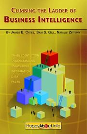 Cover of: Climbing the Ladder of Business Intelligence | James E. Cates