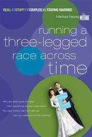 Cover of: Running a Three-Legged Race Across Time | Tim McLaughlin