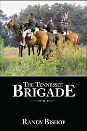 Cover of: The Tennessee Brigade | Randy Bishop