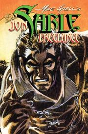 Cover of: The Complete Mike Grell's Jon Sable, Freelance Volume 8