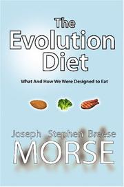 Cover of: The Evolution Diet